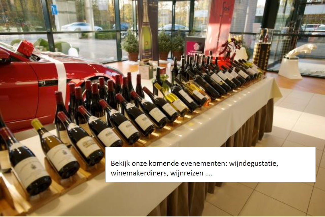 Evenementen Just Wine